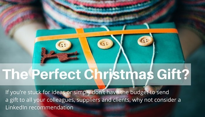LinkedIn: The Perfect Christmas Gift?