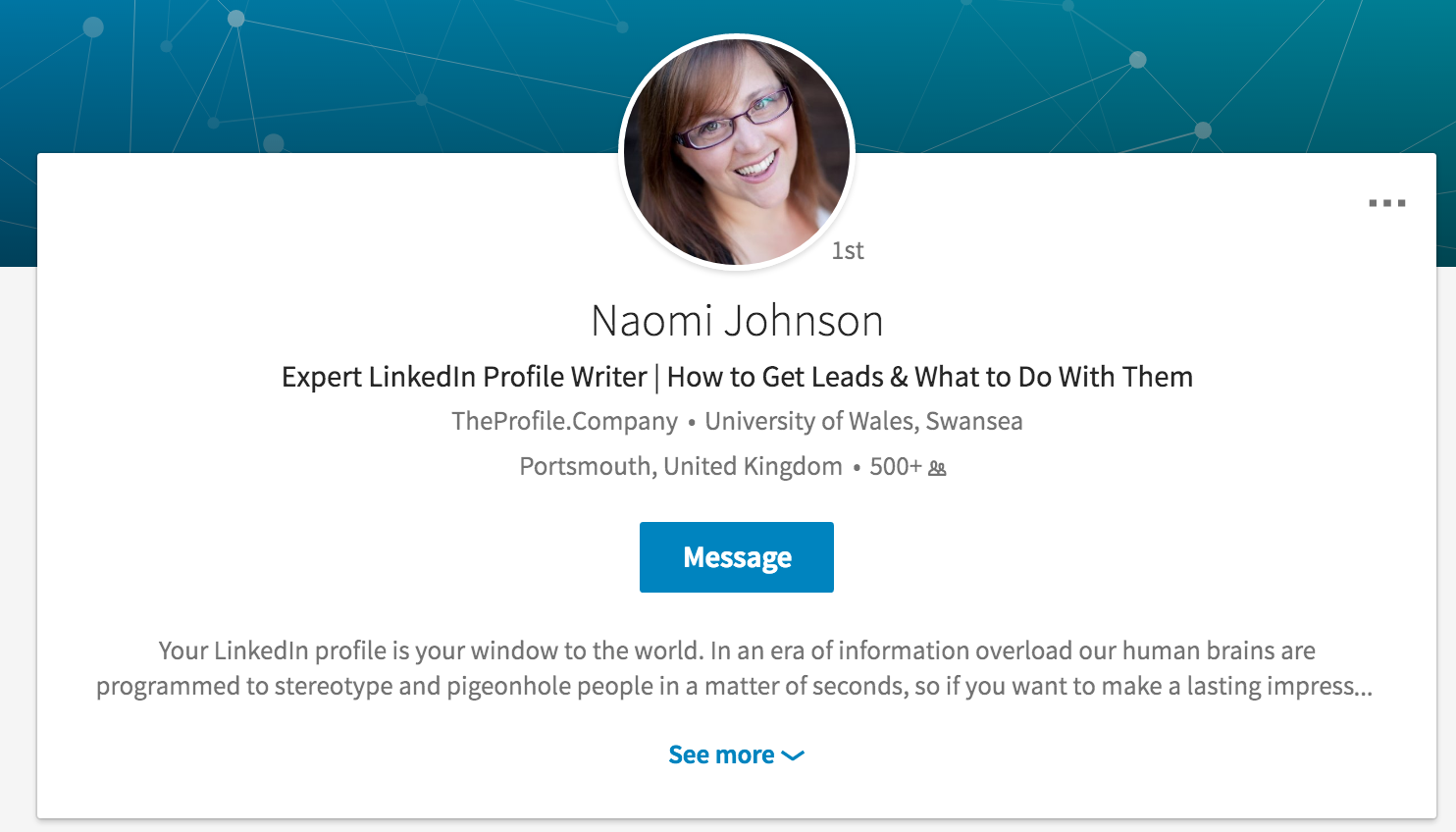 how to see who is following your company on linkedin